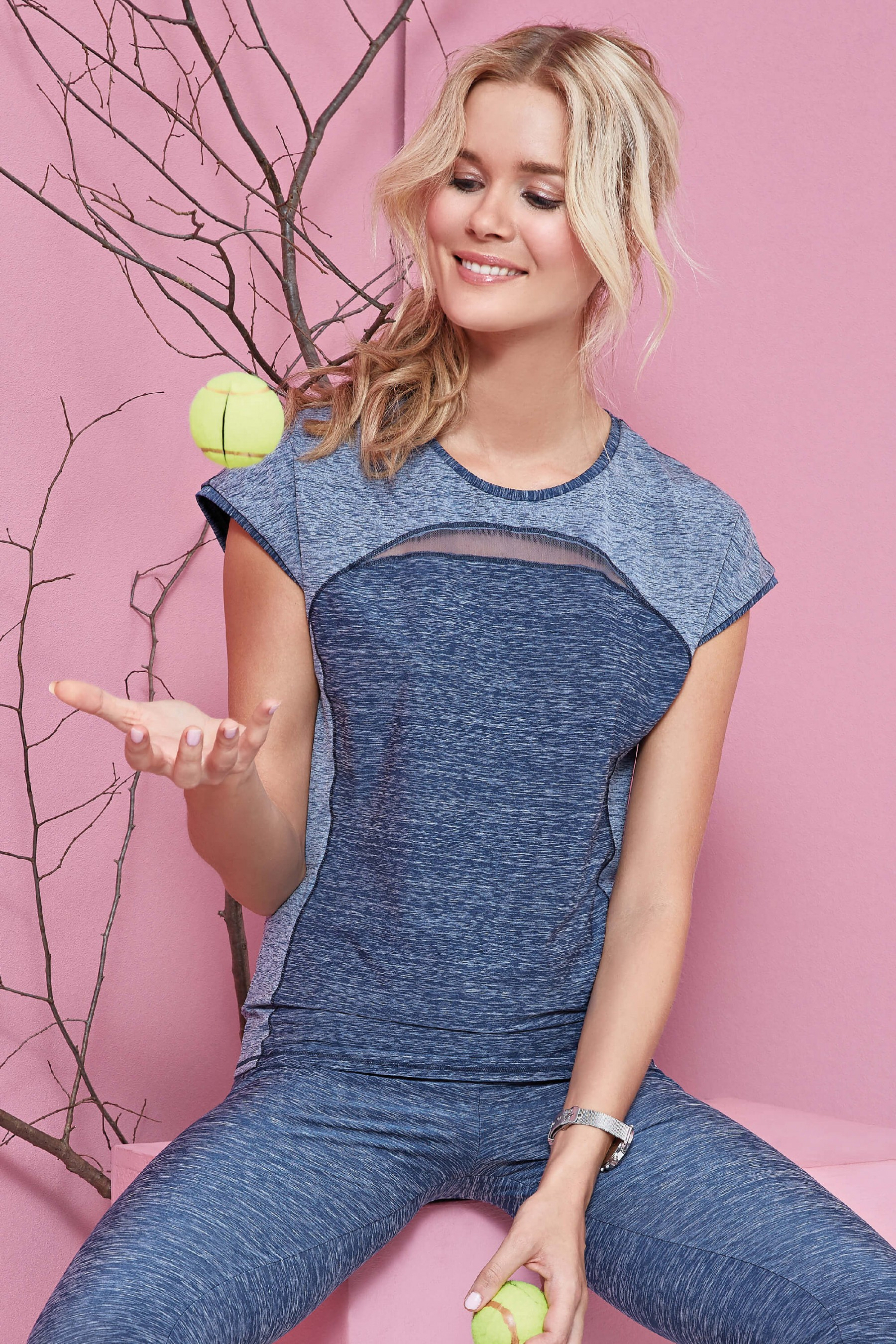 """Miss Sporty"" Sports top"