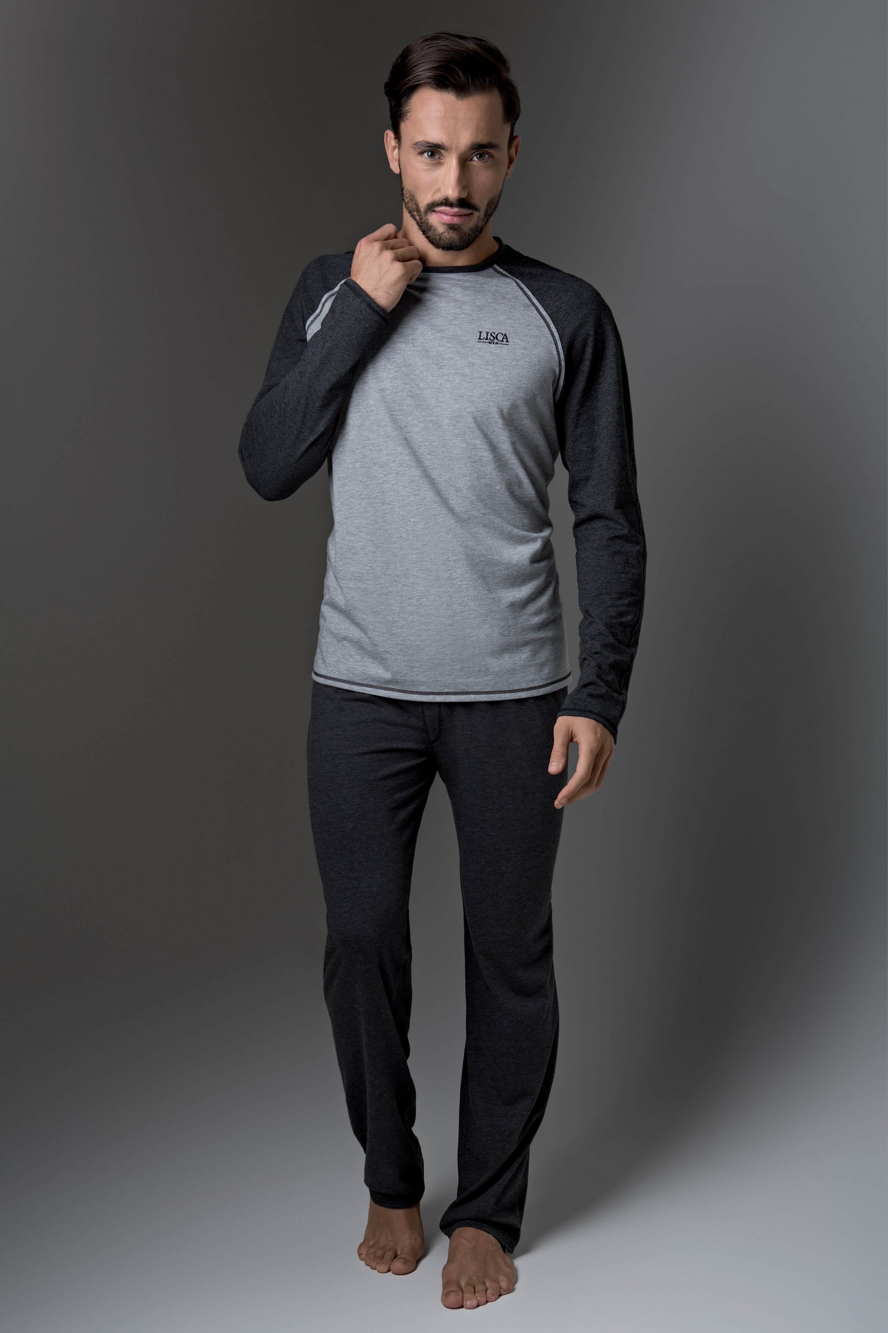 Muška pidžama s dugim hlačama »Thor«