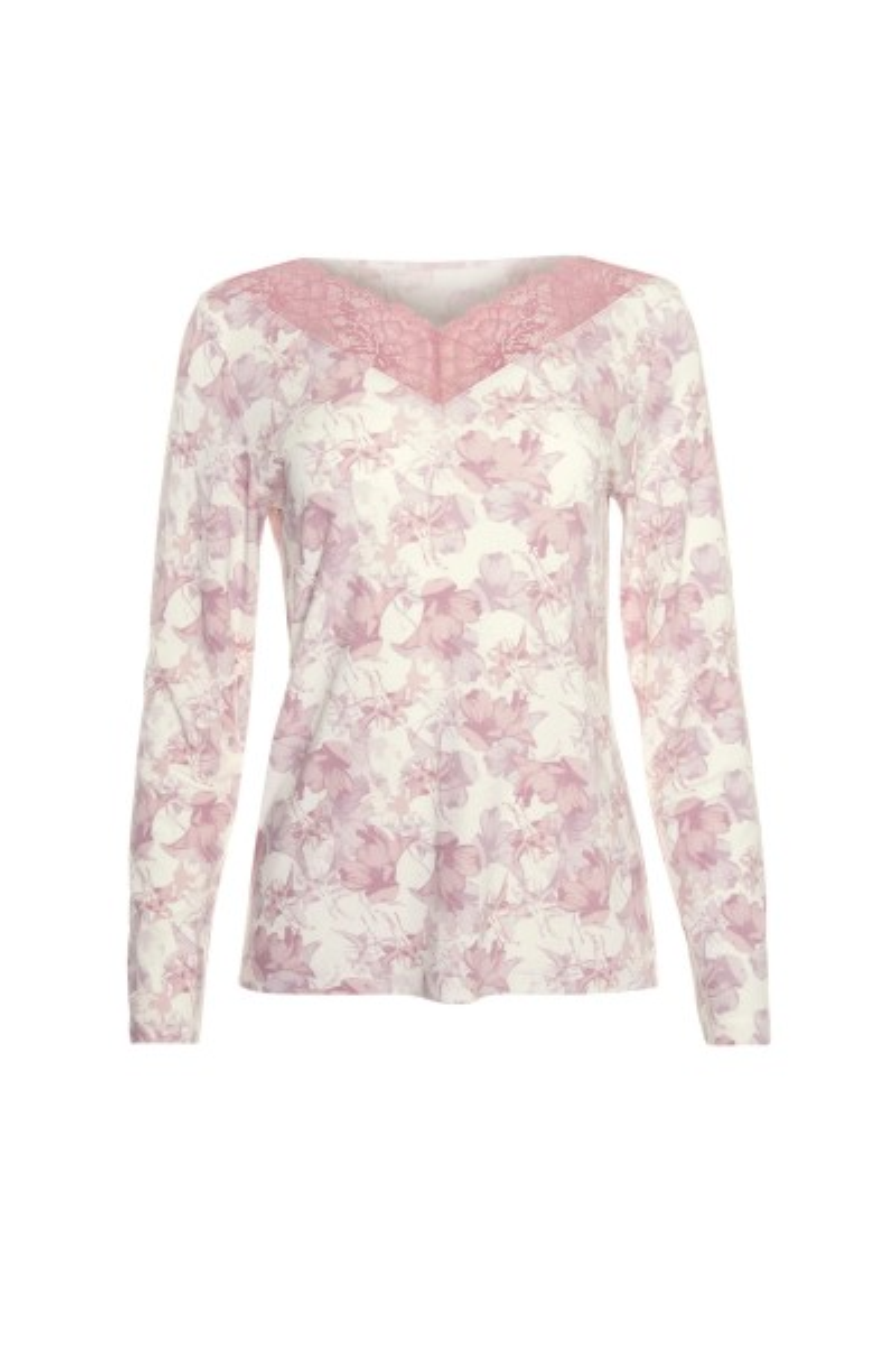 Pidžama – majica s dugim rukavima »Isabelle«