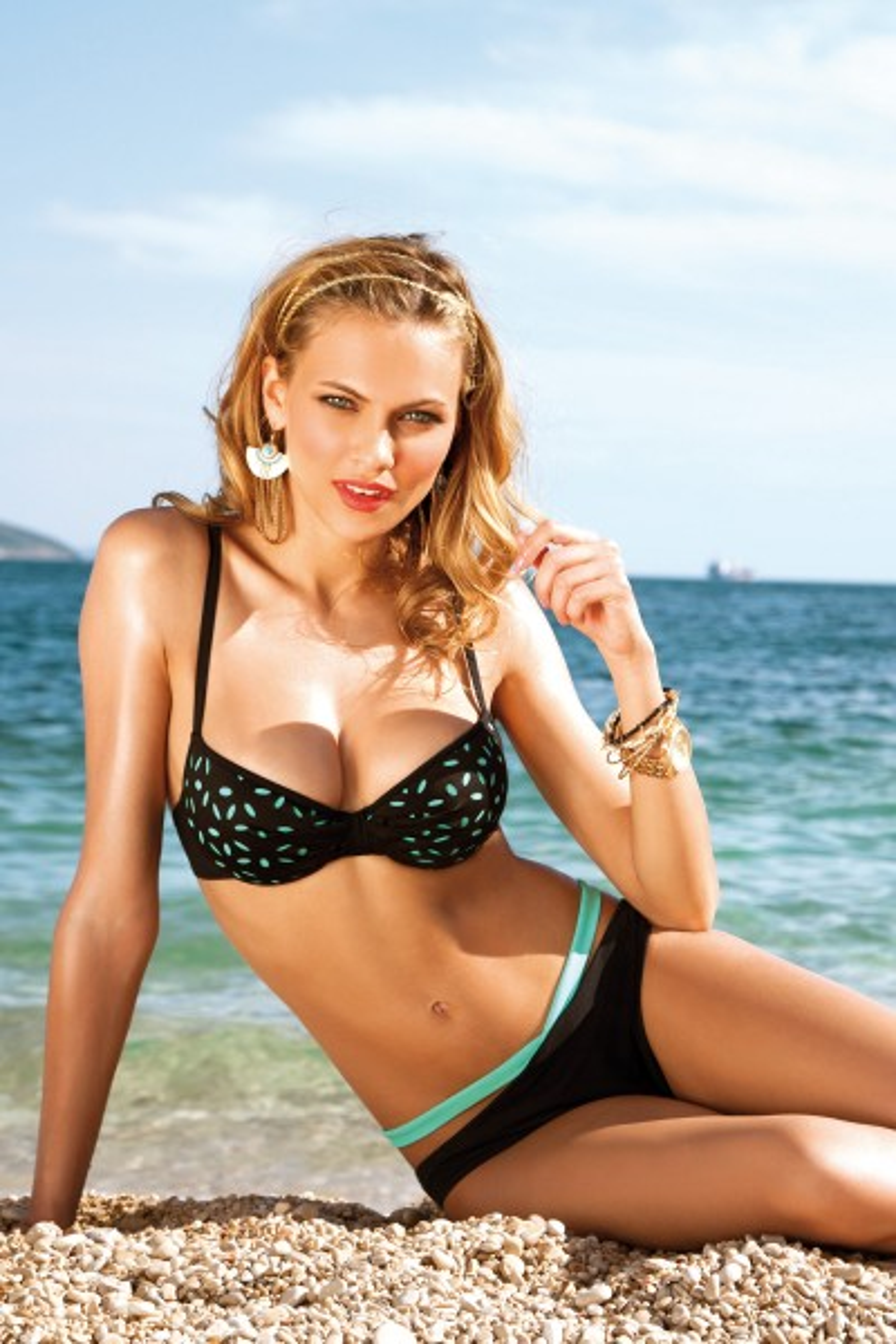 Separatni kupaći kostim »Fancy« - gaćice