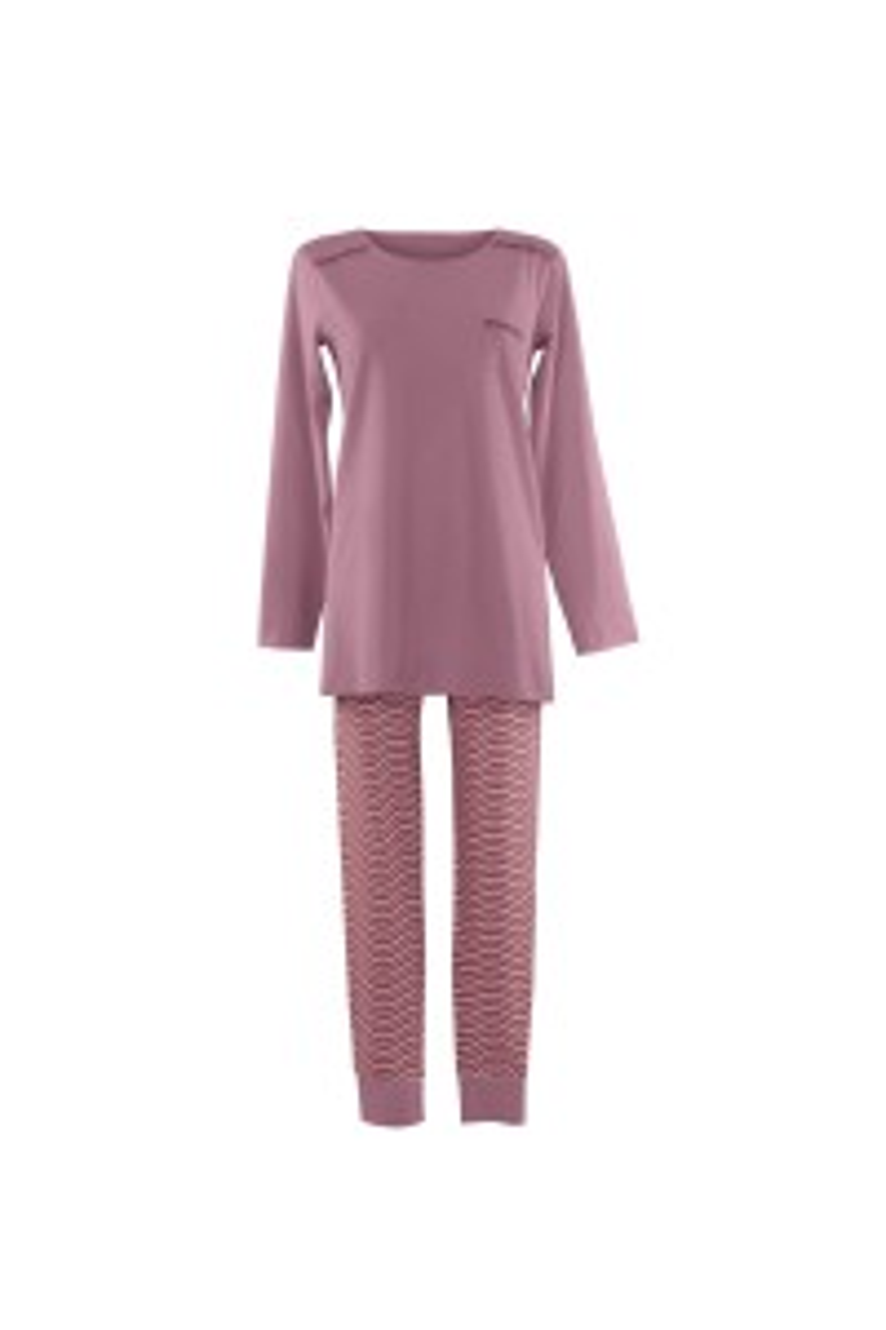 Pidžama s tunikom i leggings hlačama »Cheerful«